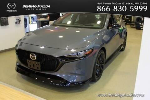 2021 Mazda Mazda3 Hatchback for sale at Bening Mazda in Cape Girardeau MO