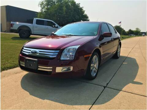 2007 Ford Fusion for sale at Metro Car Co. in Troy MI