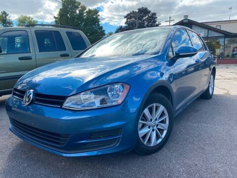 2016 Volkswagen Golf for sale at NJ Quality Auto Sales LLC in Richmond IL