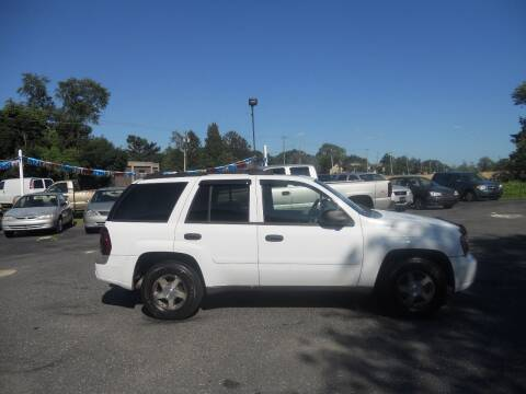 2006 Chevrolet TrailBlazer for sale at All Cars and Trucks in Buena NJ
