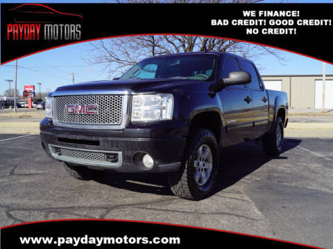 2009 GMC Sierra 1500 for sale at Payday Motors in Wichita And Topeka KS