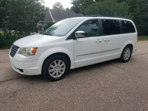 2010 Chrysler Town and Country for sale at J & J Auto Brokers in Slidell LA