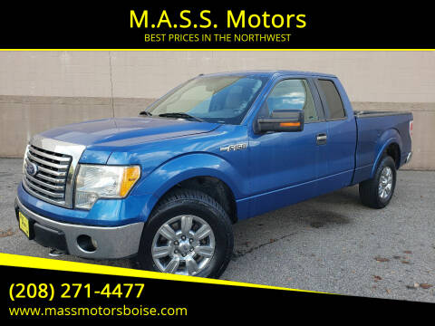 2010 Ford F-150 for sale at M.A.S.S. Motors in Boise ID