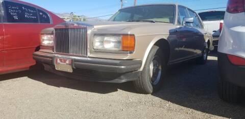 1989 Rolls-Royce Silver Seraph for sale at Hotline 4 Auto in Tucson AZ