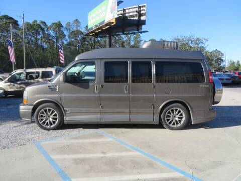 2013 GMC Savana Cargo for sale at Ward's Motorsports in Pensacola FL