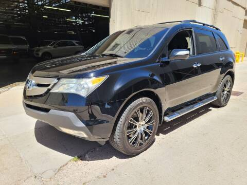 2008 Acura MDX for sale at NEW UNION FLEET SERVICES LLC in Goodyear AZ