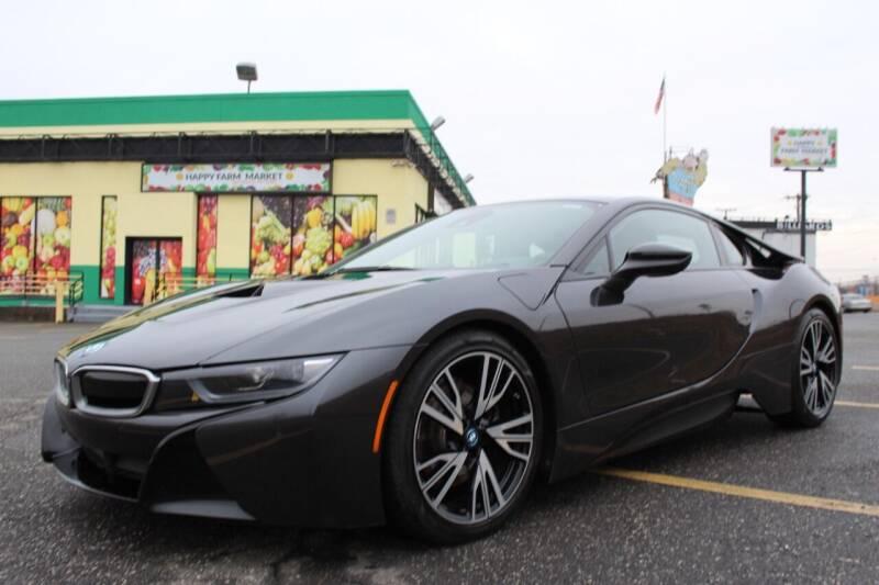 2016 BMW i8 for sale at Vantage Auto Wholesale in Lodi NJ