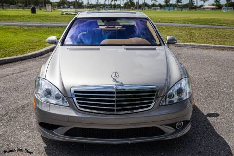 2008 Mercedes-Benz S-Class for sale at Premier Auto Group of South Florida in Wellington FL