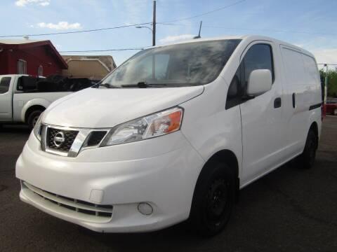 2017 Nissan NV200 for sale at Van Buren Motors in Phoenix AZ