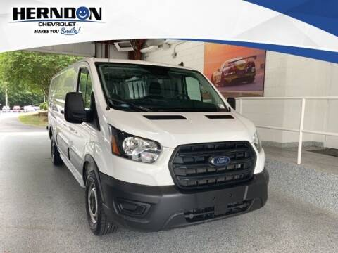 2020 Ford Transit Cargo for sale at Herndon Chevrolet in Lexington SC
