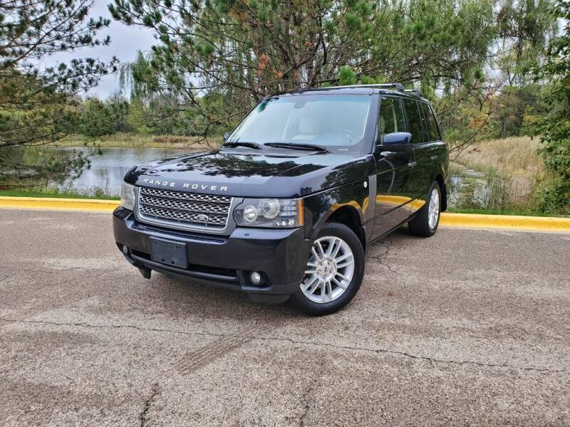 2010 Land Rover Range Rover for sale at Excalibur Auto Sales in Palatine IL