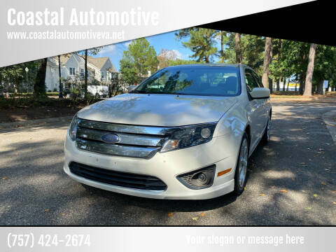 2010 Ford Fusion for sale at Coastal Automotive in Virginia Beach VA