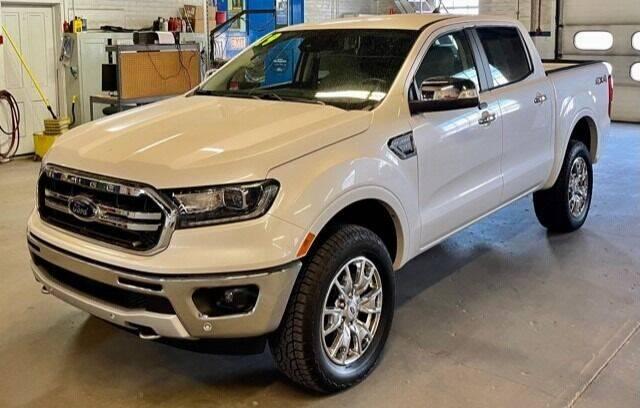 2019 Ford Ranger for sale at Reinecke Motor Co in Schuyler NE