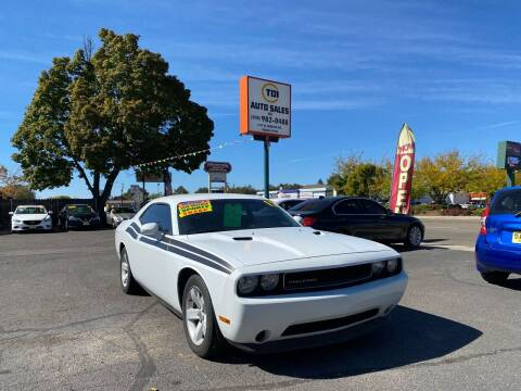 2012 Dodge Challenger for sale at TDI AUTO SALES in Boise ID