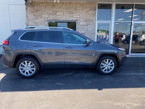 2015 Jeep Cherokee for sale at Terry Auto Outlet in Lynchburg VA