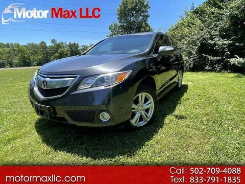 2014 Acura RDX for sale at Motor Max Llc in Louisville KY