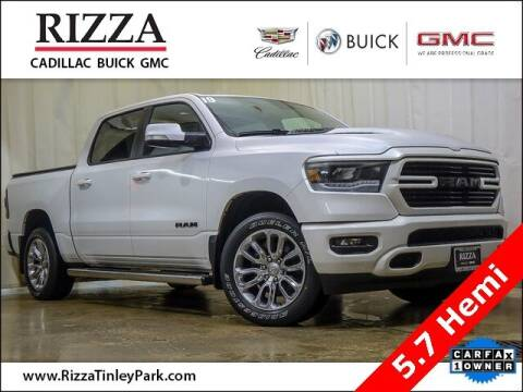 2019 RAM Ram Pickup 1500 for sale at Rizza Buick GMC Cadillac in Tinley Park IL