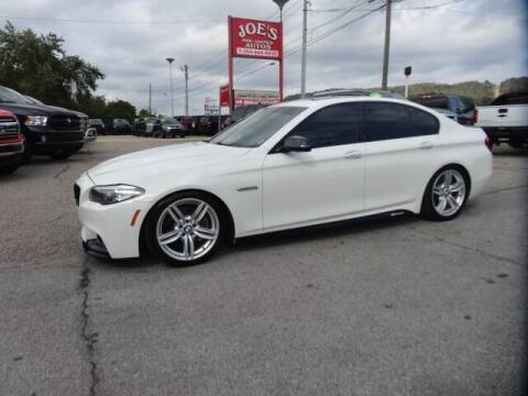 2015 BMW 5 Series for sale at Joe's Preowned Autos in Moundsville WV