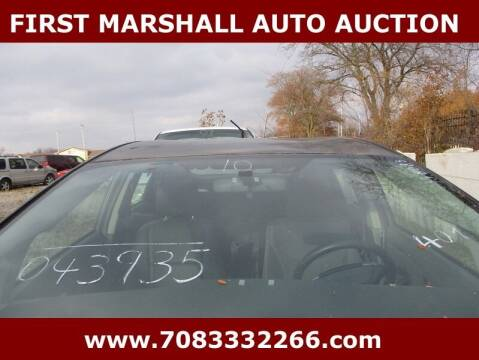 2010 Toyota Prius for sale at First Marshall Auto Auction in Harvey IL