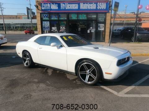 2014 Dodge Challenger for sale at West Oak in Chicago IL