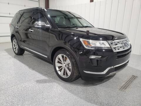 2018 Ford Explorer for sale at Hatcher's Auto Sales, LLC in Campbellsville KY