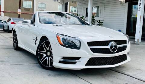 2015 Mercedes-Benz SL-Class for sale at Pro Motorcars in Anaheim CA