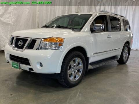 2012 Nissan Armada for sale at Green Light Auto Sales LLC in Bethany CT