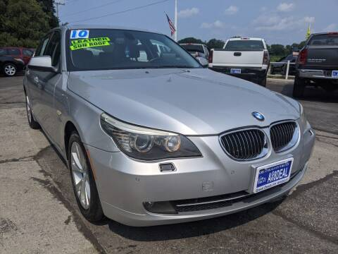 2010 BMW 5 Series for sale at GREAT DEALS ON WHEELS in Michigan City IN