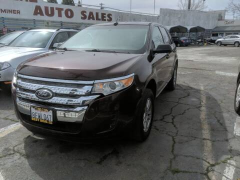 2012 Ford Edge for sale at Best Deal Auto Sales in Stockton CA