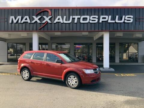 2016 Dodge Journey for sale at Maxx Autos Plus in Puyallup WA