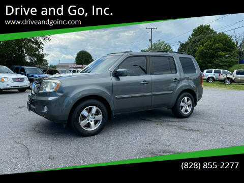 2009 Honda Pilot for sale at Drive and Go, Inc. in Hickory NC