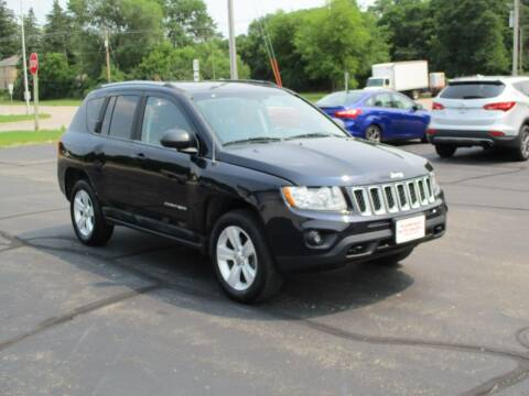 2011 Jeep Compass for sale at Plainfield Auto Sales, LLC in Plainfield WI