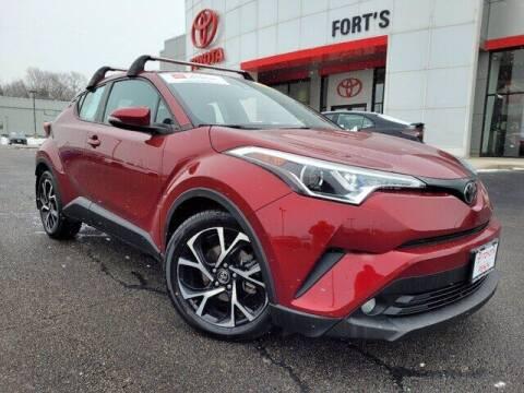 2018 Toyota C-HR for sale at Auto Smart of Pekin in Pekin IL