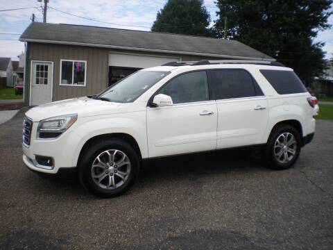 2014 GMC Acadia for sale at Starrs Used Cars Inc in Barnesville OH