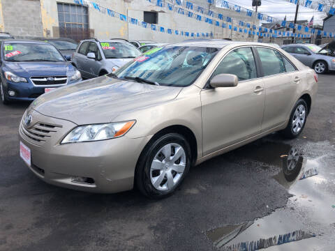2008 Toyota Camry for sale at Riverside Wholesalers 2 in Paterson NJ