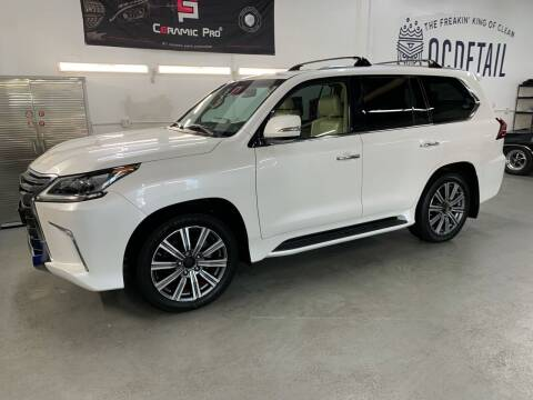 2017 Lexus LX 570 for sale at The Car Buying Center in Saint Louis Park MN