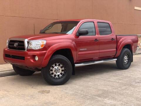 2006 Toyota Tacoma for sale at Houston Auto Credit in Houston TX