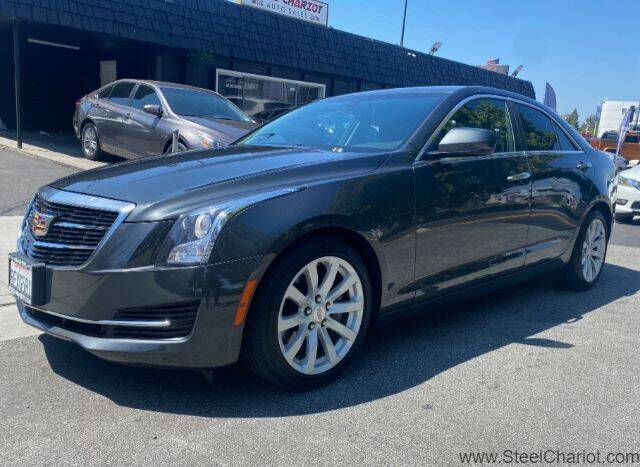2018 Cadillac ATS for sale at Steel Chariot in San Jose CA