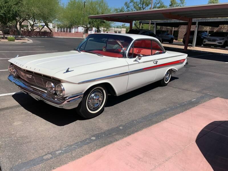 1961 Chevrolet Impala for sale at AZ Classic Rides in Scottsdale AZ