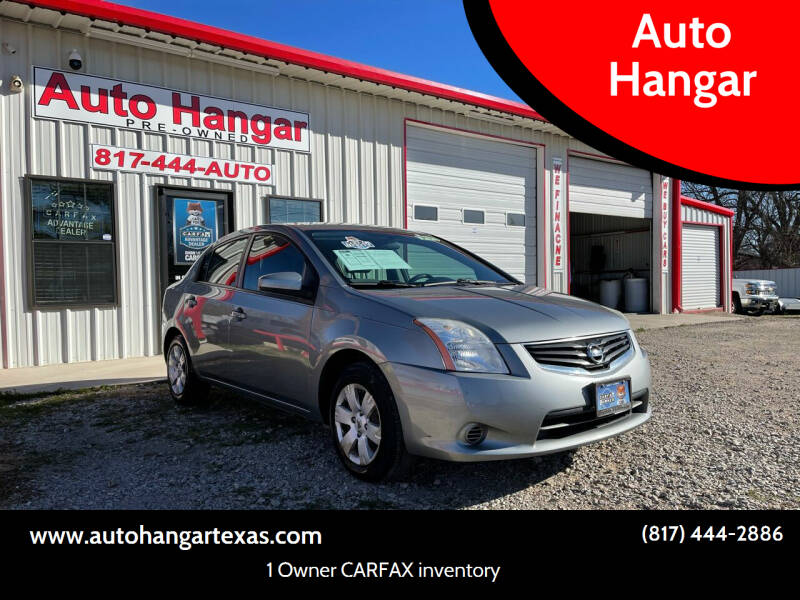2011 Nissan Sentra for sale at Auto Hangar in Azle TX