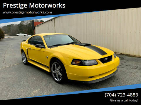 2004 Ford Mustang for sale at Prestige Motorworks in Concord NC