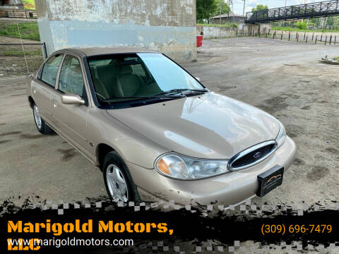 1998 Ford Contour for sale at Marigold Motors, LLC in Pekin IL