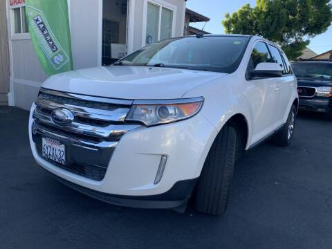 2013 Ford Edge for sale at Ronnie Motors LLC in San Jose CA