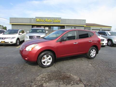 2010 Nissan Rogue for sale at MIRA AUTO SALES in Cincinnati OH