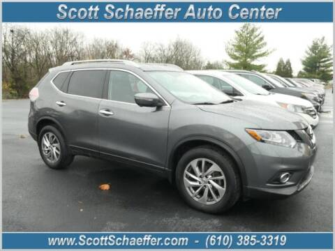 2015 Nissan Rogue for sale at Scott Schaeffer Auto Center in Birdsboro PA