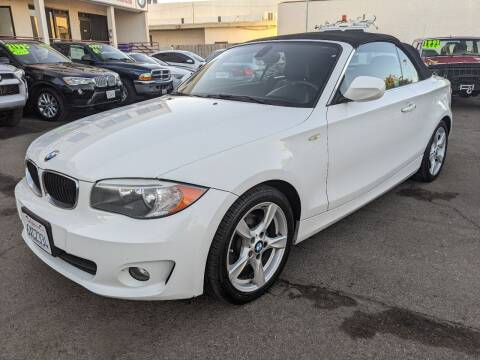 2012 BMW 1 Series for sale at Convoy Motors LLC in National City CA