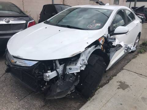 2016 Chevrolet Volt for sale at ALL TEAM AUTO in Las Vegas NV