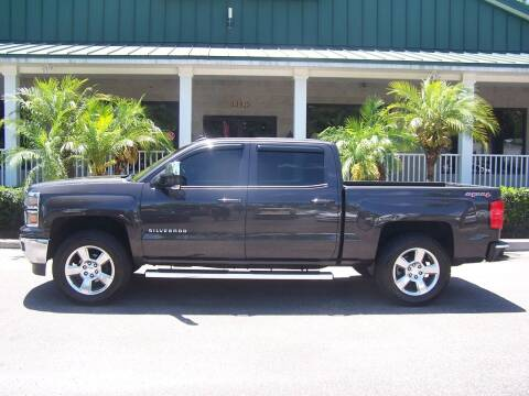 2014 Chevrolet Silverado 1500 for sale at Thomas Auto Mart Inc in Dade City FL