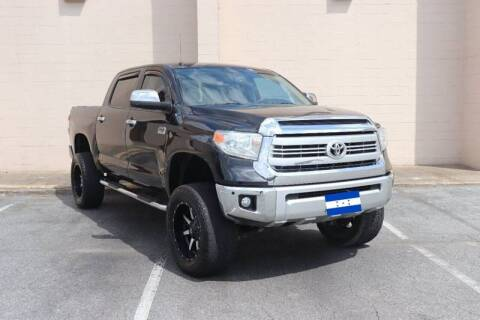2014 Toyota Tundra for sale at El Patron Trucks in Norcross GA