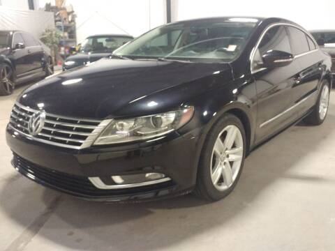 2014 Volkswagen CC for sale at MULTI GROUP AUTOMOTIVE in Doraville GA